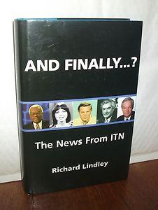 &#34;And Finally...? - The News from ITN&#34; av Richard Lindley