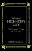 """The Ultimate Hitchhiker's Guide Five Complete Novels and One Story (Literary Classics - Gramercy Books)"" av Adams Douglas"