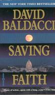 """Saving faith"" av David Baldacci"