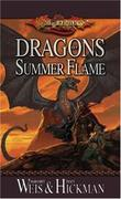&#34;Dragons of the Summer Flame (Dragonlance Dragons of Summer Flame)&#34; av Margaret Weis