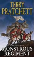 """Monstrous regiment"" av Terry Pratchett"