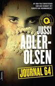 """Journal 64"" av Jussi Adler-Olsen"