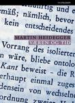 &#34;Vren og tid&#34; av Martin Heidegger