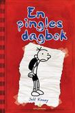 &#34;En pingles dagbok - Greg Heffleys dagbok&#34; av Jeff Kinney
