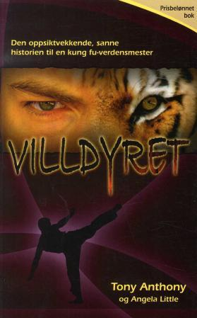 """Villdyret"" av Tony Anthony"