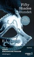 """Fifty shades - bundet"" av E.L. James"