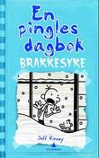 &#34;Brakkesyke&#34; av Jeff Kinney
