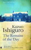 &#34;The remains of the day&#34; av Kazuo Ishiguro