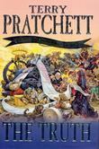 """The truth"" av Terry Pratchett"