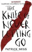 """The knife of never letting go"" av Patrick Ness"