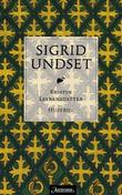 &#34;Kristin Lavransdatter husfrue&#34; av Sigrid Undset