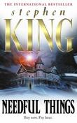 """Needful Things"" av Stephen King"