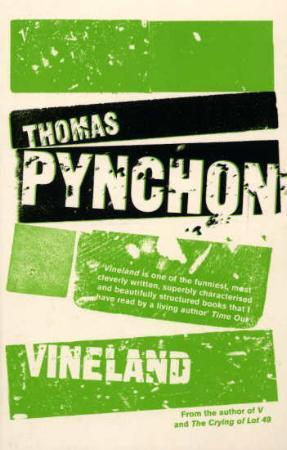 &#34;Vineland&#34; av Thomas Pynchon