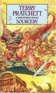 """Sourcery - A Discworld Novel"" av Terry Pratchett"