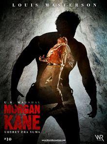 """Udyret fra Yuma  - Morgan Kane"" av Louis Masterson"