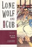 """Lone Wolf and Cub Black Wind v. 5 (Lone Wolf and Cub (Dark Horse))"" av Kazuo Koike"