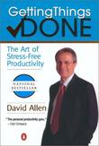 &#34;Getting Things Done The Art of Stress-Free Productivity&#34; av David Allen