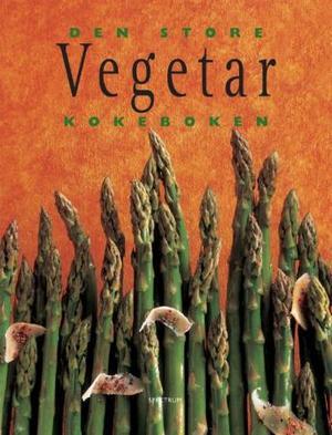 """""""Den store vegetar kokeboken"""" av Susan Tomnay"""