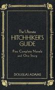 Omslagsbilde av The ultimate hitchhiker's guide