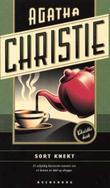 """Sort knekt"" av Agatha Christie"