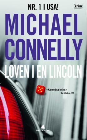 """Loven i en Lincoln"" av Michael Connelly"