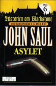&#34;Asylet&#34; av John Saul