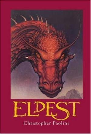 """Eldest - inheritance"" av Christopher Paolini"