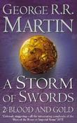 """A storm of swords two: blood and gold"" av George R.R. Martin"