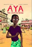 &#34;Aya fra Yopougon&#34; av Marguerite Abouet