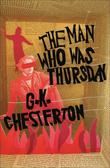 """The Man Who Was Thursday A Nightmare (The Best Adventure Stories Ever)"" av G.K. Chesterton"