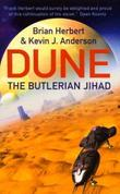 """Legends of Dune I - the butlerian jihad"" av Brian Herbert"