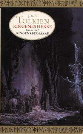 &#34;Ringens brorskap - frste del av Ringenes herre&#34; av J.R.R. Tolkien