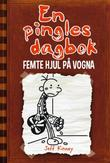 &#34;Femte hjul p vogna&#34; av Jeff Kinney