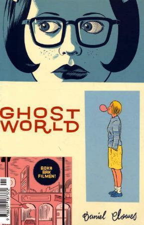 """Ghost world"" av Daniel Clowes"
