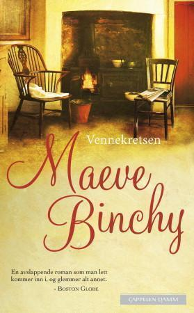 &#34;Vennekretsen&#34; av Maeve Binchy