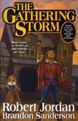 &#34;The gathering storm book twelve of The wheel of time&#34; av Robert Jordan