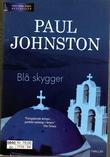 """Blå skygger"" av Paul Johnston"