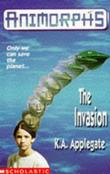 &#34;The Invasion (Animorphs)&#34; av Katherine Applegate