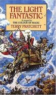 &#34;The Light Fantastic (A Discworld Novel)&#34; av Terry Pratchett