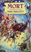 """Mort (A Discworld Novel)"" av Terry Pratchett"