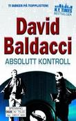 """Absolutt kontroll"" av David Baldacci"