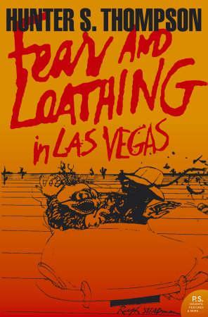 &#34;Fear and loathing in Las Vegas - a savage journey to the heart of the American dream&#34; av Hunter S. Thompson