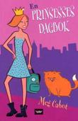 &#34;En prinsesses dagbok&#34; av Meg Cabot