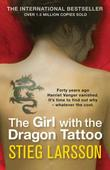"""The Girl with the Dragon Tattoo"" av Stieg Larsson"