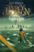 &#34;Percy Jackson - lyntyven&#34; av Rick Riordan