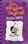 &#34;Den brutale sannheten&#34; av Jeff Kinney