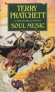 &#34;Soul Music - A Discworld Novel&#34; av Terry Pratchett