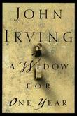 """A Widow For One Year"" av John Irving"