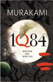 """1Q84 books 1 and 2"" av Haruki Murakami"