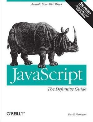 """JavaScript - The Definitive Guide"" av David Flanagan"